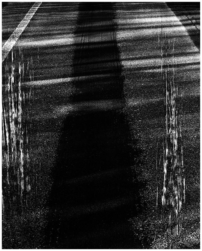 Black road, 2013 – Gelatin silver print  – 60x50 cm – edition of 7