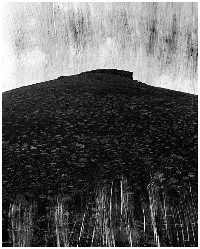 Black mountain, 2013 – Gelatin silver print  – 60x50 cm – edition of 7