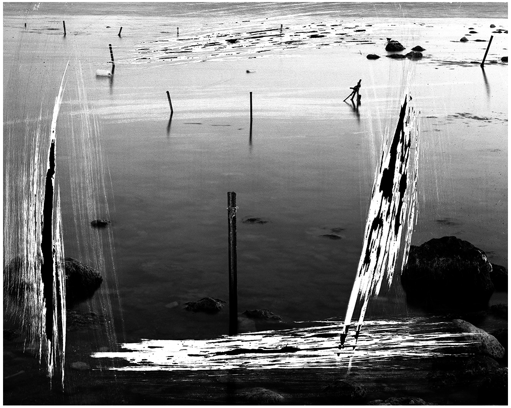 Emotion and seascape, 2013 – Gelatin silver print  – 60x50 cm – edition of 7