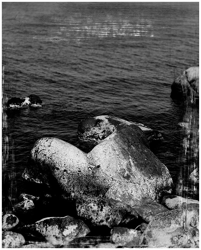 Emotion and seascape_2, 2013 – Gelatin silver print  – 50x60 cm – edition of 7