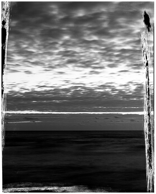 Sea, sky, infinite, 2013 – Gelatin silver print  – 50x60 cm – edition of 7