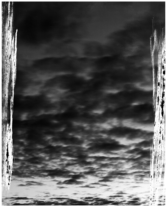 Sea, sky, infinite_3, 2013 – Gelatin silver print  – 50x60 cm – edition of 7