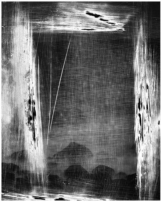 Sea vision_6, 2013 – Gelatin silver print  – 50x60 cm – edition of 7