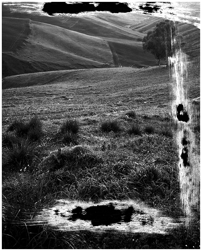 Visionary landscape_2, 2013 – Gelatin silver print  – 50x60 cm – edition of 7